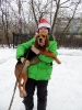 Новогоднее представление «Снежный Король и Дед Мороз»